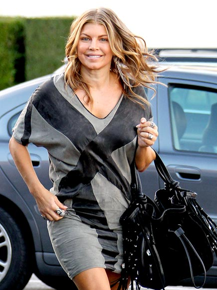 IN MOTION photo | Fergie