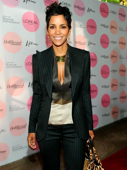POWER SUIT photo | Halle Berry