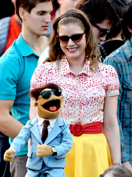 MUPPET BABE photo | Amy Adams