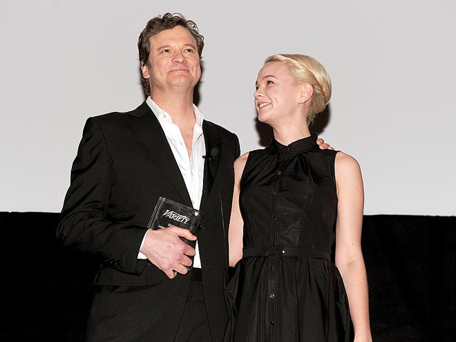 STAR TREATMENT photo | Carey Mulligan, Colin Firth