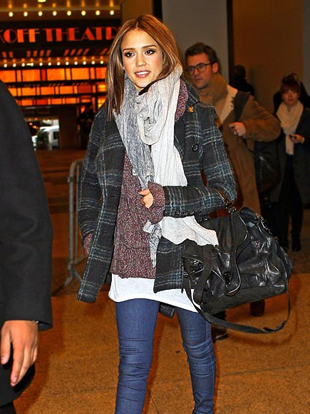 FASHION (SINGLE) FILE photo | Jessica Alba
