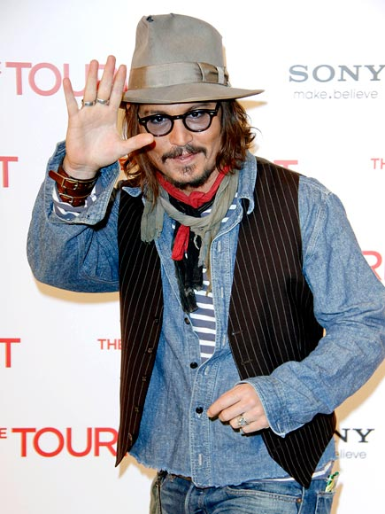 HANDY MAN photo | Johnny Depp