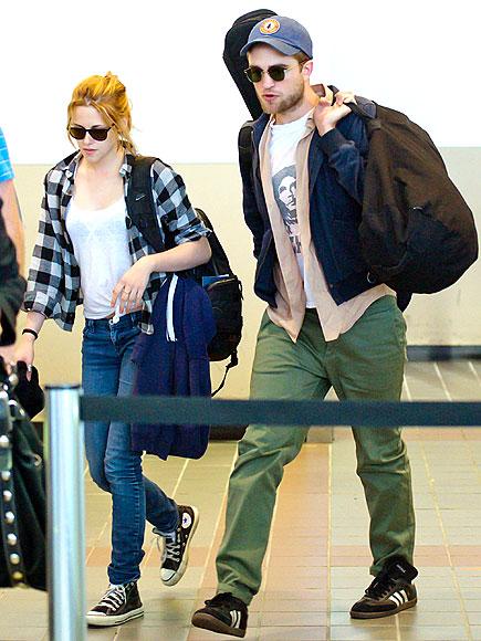 KRISTEN STEWART & ROBERT PATTINSON photo | Kristen Stewart, Robert Pattinson