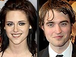 BAFTA Night's Red Carpet Stars | Kristen Stewart, Robert Pattinson