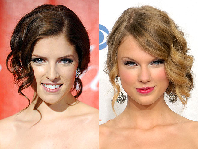 ROMANTIC LOOSE CURLS photo | Anna Kendrick, Taylor Swift