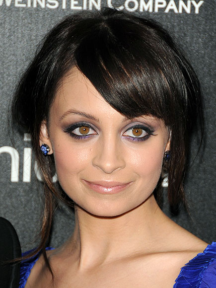 NAVY SHADOW photo | Nicole Richie