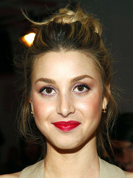 TOP KNOT photo | Whitney Port