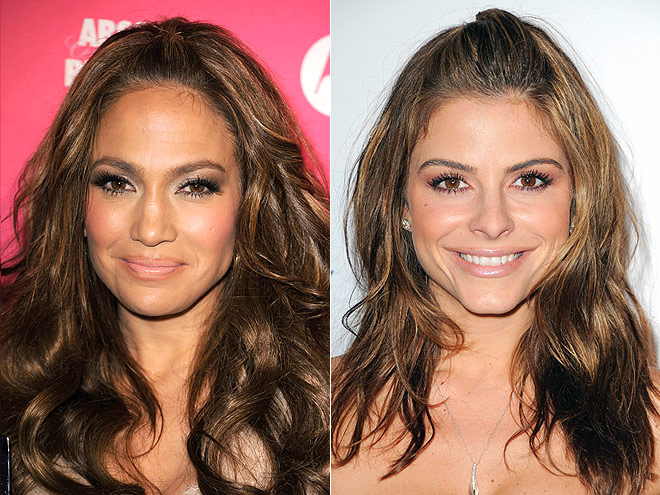 FRINGE PIN-UP photo | Jennifer Lopez, Maria Menounos
