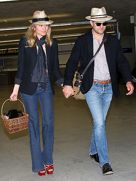 DIANE KRUGER & JOSHUA JACKSON photo | Diane Kruger, Joshua Jackson