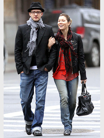 JUSTIN TIMBERLAKE & JESSICA BIEL photo | Jessica Biel