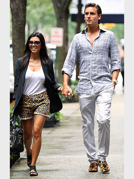 KOURTNEY KARDASHIAN & SCOTT DISICK photo | Kourtney Kardashian, Scott Disick