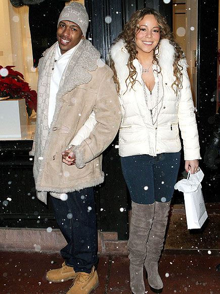 NICK CANNON & MARIAH CAREY photo | Mariah Carey, Nick Cannon