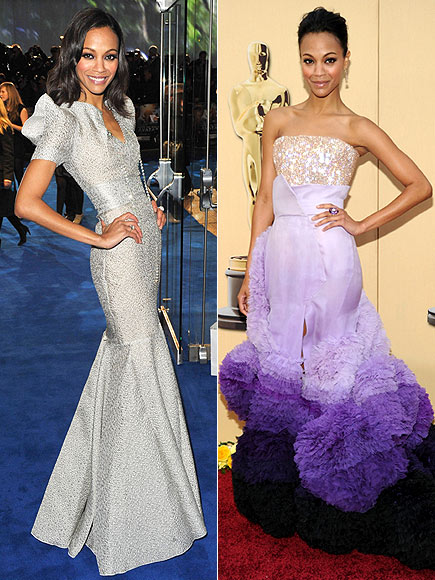 SALDANA: THE RED CARPET QUEEN photo | Zoe Saldana