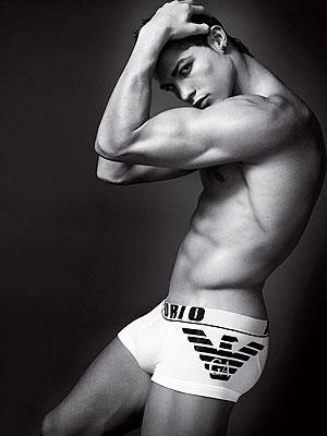 cristiano ronaldo armani underwear ad. in Emporio Armani Underwear