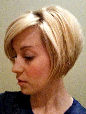 kellie pickler short hair