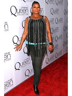 Queen Latifah Weight Loss 2014 National photo group