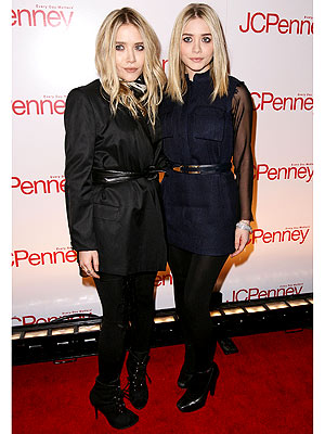 Mary-Kate and Ashley Olsen StyleMint