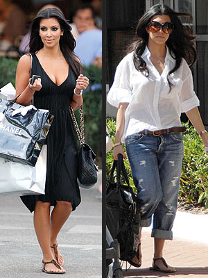 Kardashian Outfits on Get Kim And Kourtney Kardashian   S Must Have  50 Sandals      Style