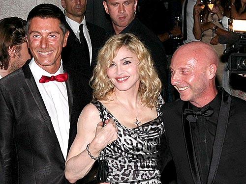 Madonna Grammys style