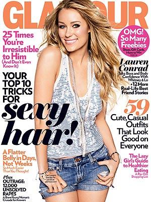 lauren conrad hair up. Lauren Conrad,; Magazine
