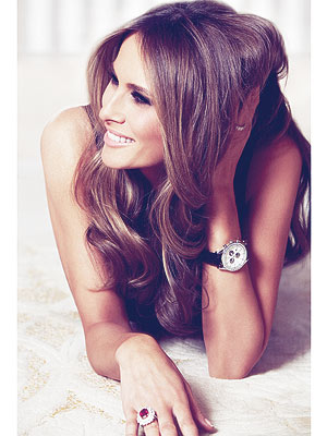 Melania Trump No Makeup Donald's wife, melania trump,