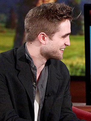 Robert Pattinson  Haircut on Robert Pattinson Comes Clean On His New Hair Cut     Style News