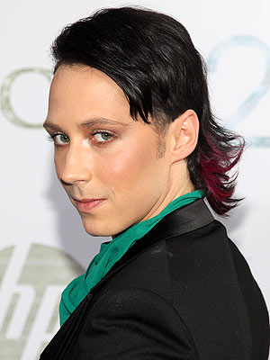 JOHNNY WEIR's Pink Mullet Inspiration: 'Sex and the City 2 ...