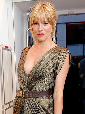 Sienna Miller's New Bangs Love Them or Hate Them Nick Harvey WireImage