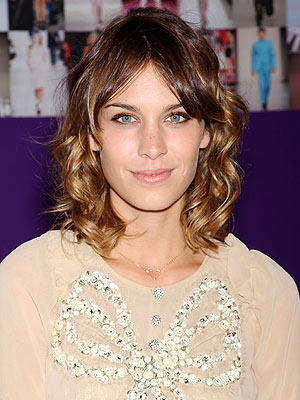 Alexa Chung's Halloween Costume
