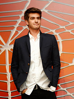 Meet the New Spider-Man: Andrew Garfield ... Who?