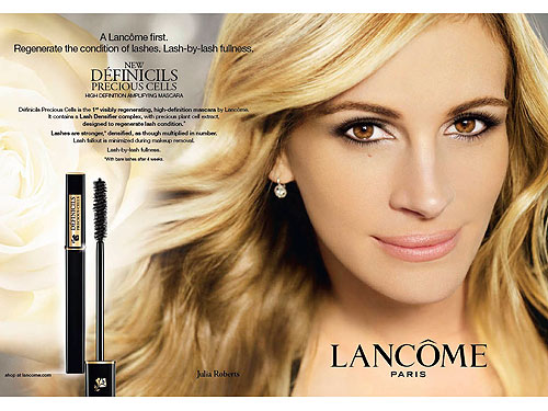 julia roberts hair pretty woman. the pretty woman#39;s Lancôme