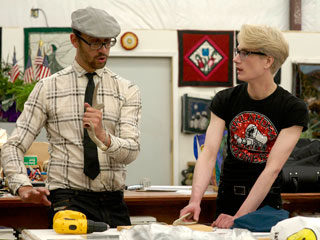 Project Runway's Austin Scarlett and Santino Rice Team Up for New Show