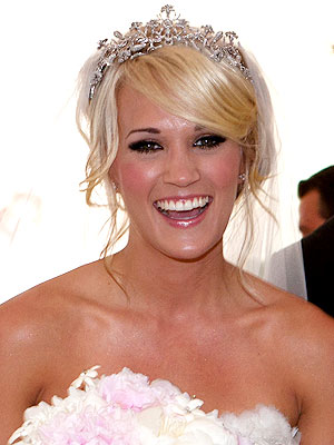 carrie underwood wedding. Carrie Underwood#39;s Wedding Day