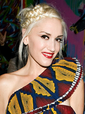 gwen stefani quotes. Gwen Stefani#39;s Hairstylist is