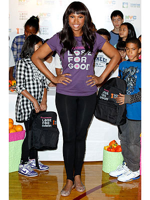 Jennifer Hudson Weight Loss