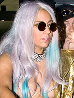 Lady Gaga Tours the Bar Scene in Atlanta