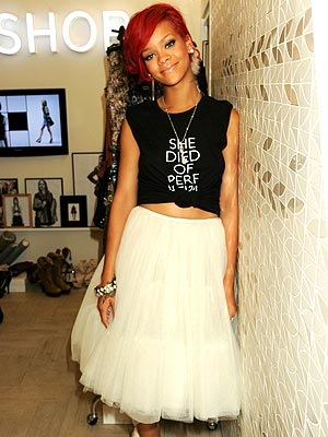 Rihanna and Topshop: Deal or No Deal?