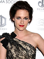 Kristin Stewart on Breaking Dawn's Wedding