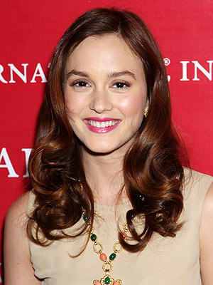 Leighton Meester Shares Her Current Fashion Must-Haves