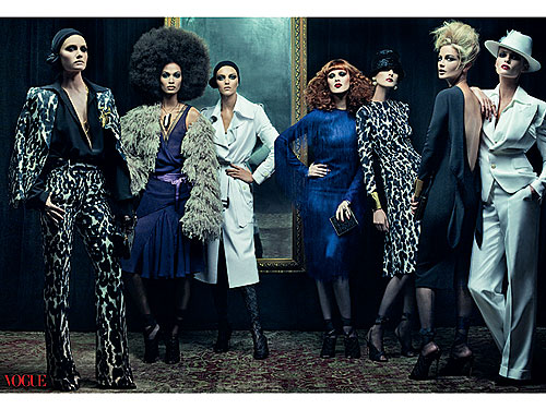 Tom Ford's Comeback Collection Revealed!