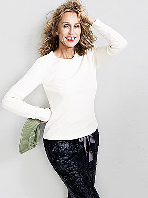 Iconic Lauren Hutton Shares Her Timeless Fashion Tips on JCrew.com