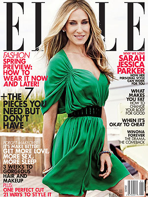 Sarah Jessica Parker Hones in on Halston