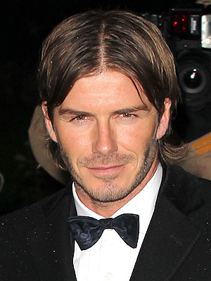 Do You Flip for David Beckham's New Hairstyle?