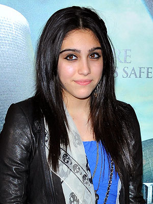 Madonna's Daughter Lola Opens Up in 'Material World' Blog