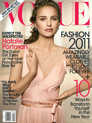Natalie Portman's Balck Swan Diet and Fashion
