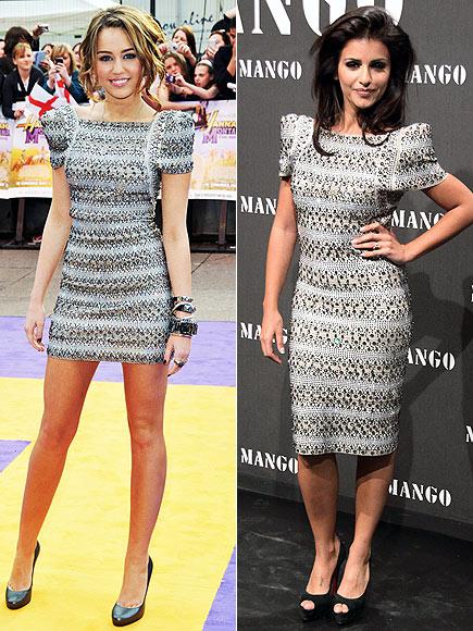 MILEY VS. MONICA photo | Miley Cyrus