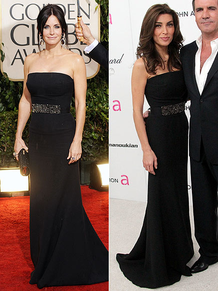 COURTENEY VS. MEZHGAN photo | Courteney Cox