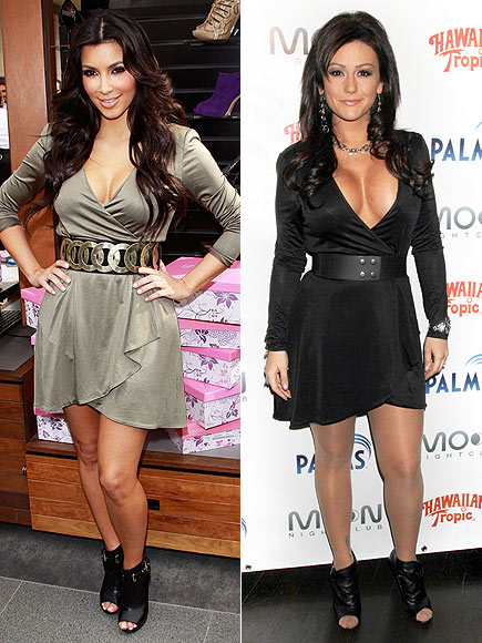 "KIM VS. ""JWOWW"" photo 