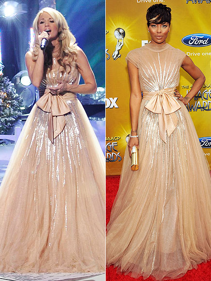 CARRIE VS. EVA photo | Carrie Underwood