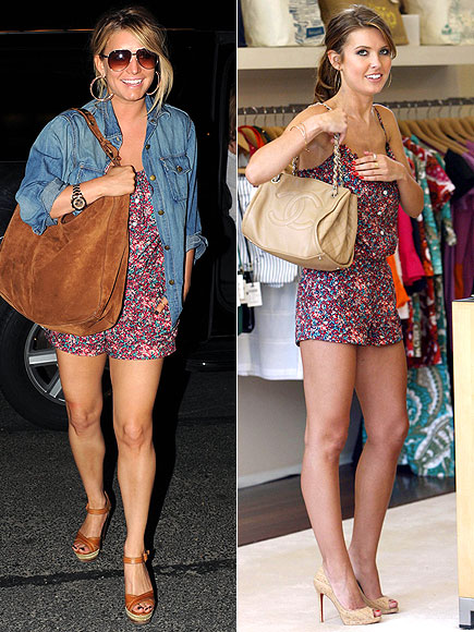 JESSICA VS. AUDRINA photo | Jessica Simpson